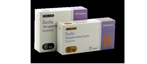 Duloxetine (Duciltia) Capsules