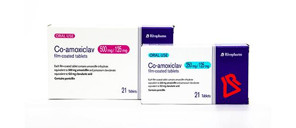 CoAmixiclav tablets